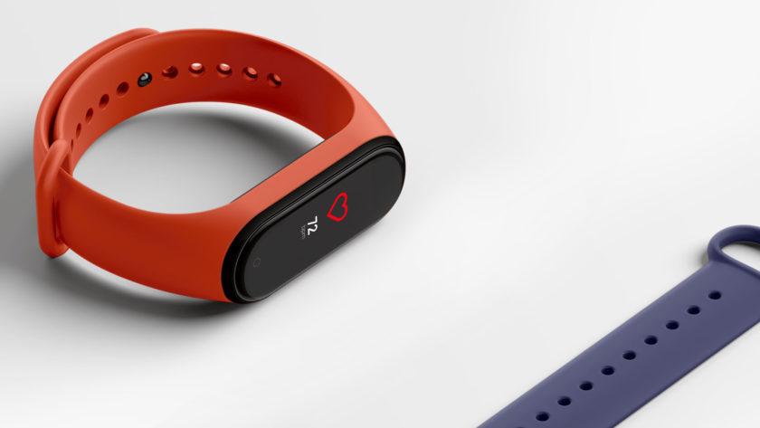 Xiaomi Mi Band 4.
