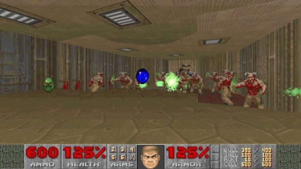 Doom II screenshot for the 277th Android Apps Weekly