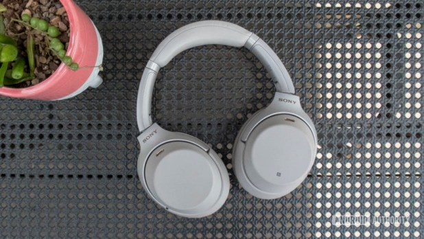 An image of the Sony WH-1000XM3 Wireless Noise-Canceling Headphones.