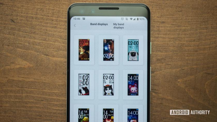 xiaomi mi band 4 review xiaomi mi fit app google pixel 3 watch faces