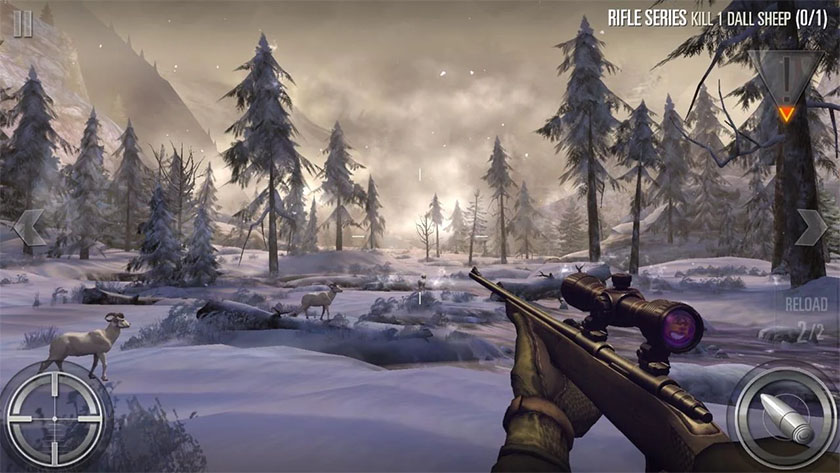 Deer Hunter 2018 best hunting games for Android