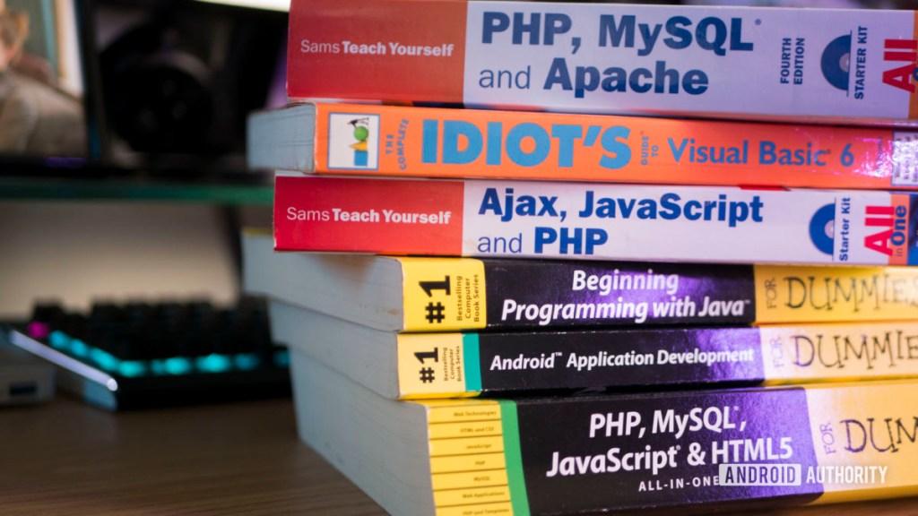 Книги по программированию: Учись онлайн