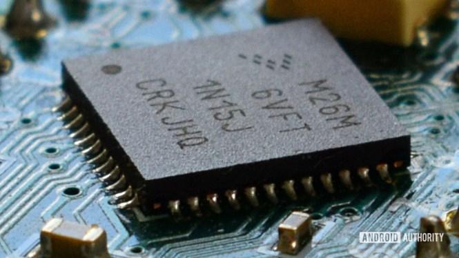 SoC processor