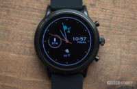 fossil gen 5 smartwatch review display watch face 5