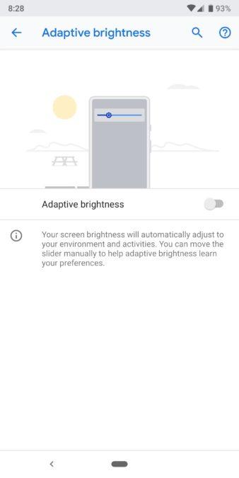 how to stop battery drain 8 adaptive brightness