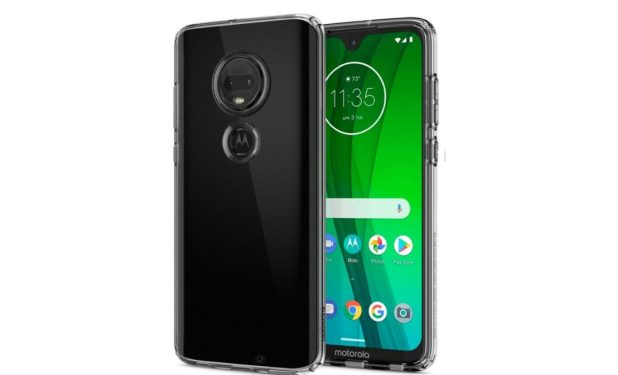 spigen liquid crystal moto g7 case