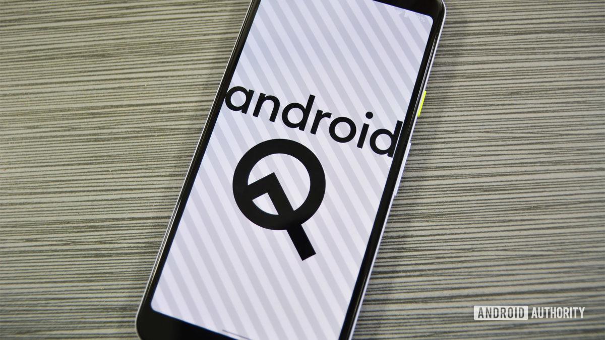 Android 10 пасхальное яйцо