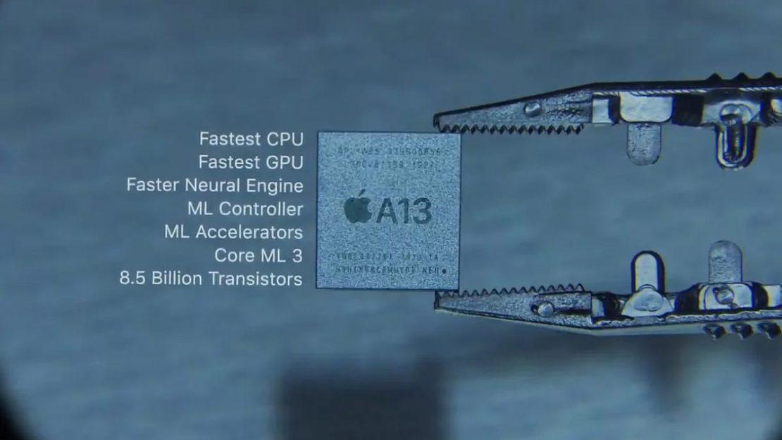 Apple A13 processor