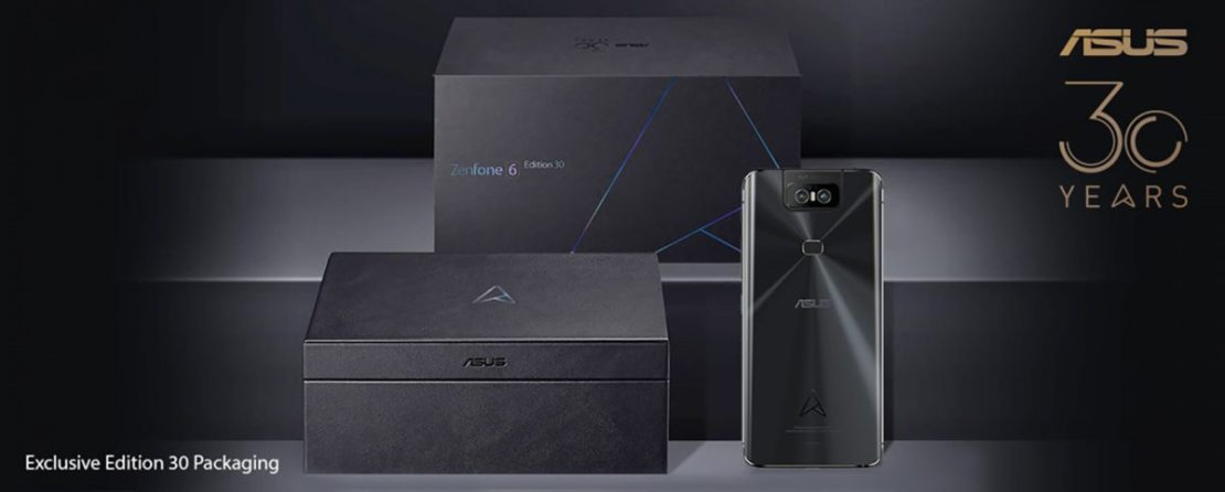 Asus Zenfone 6 Edition 30 Packaging