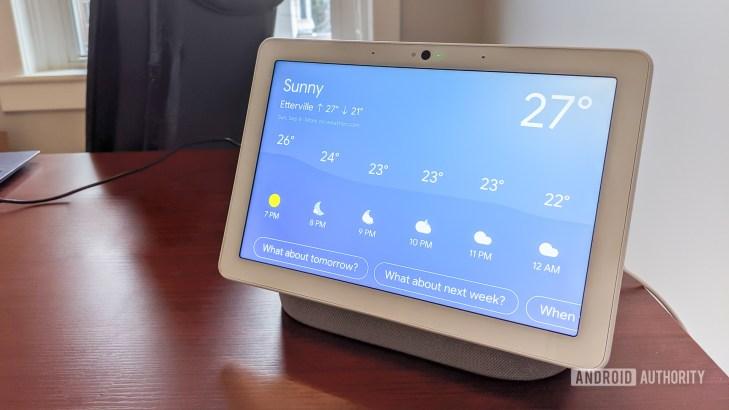 Google Home Hub Max review 31