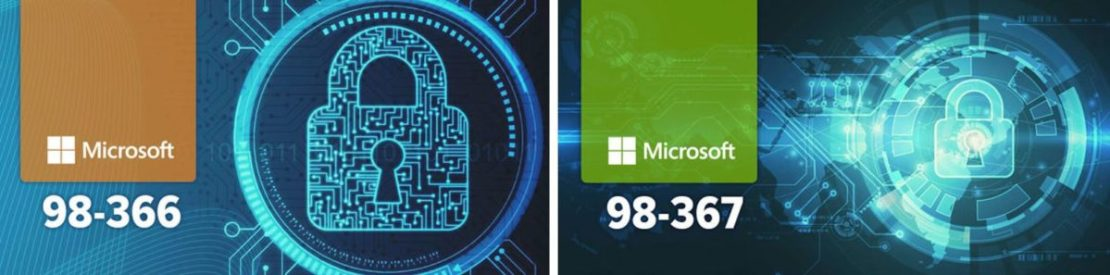 Microsoft Network and Security Fundamentals Certification Bundle