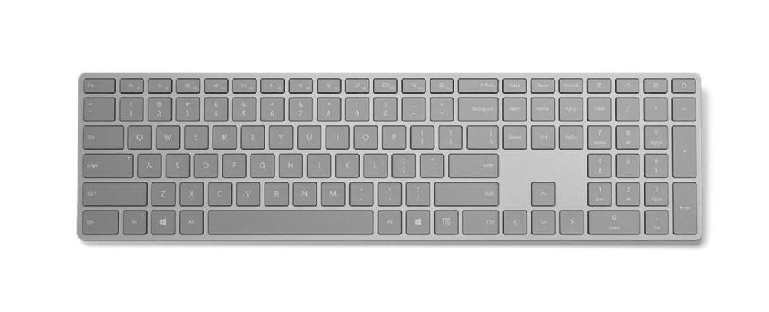 microsoft surface wireless keyboard