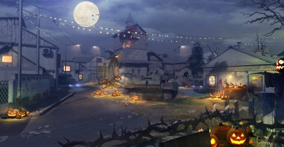 Call of Duty Mobile update halloween event