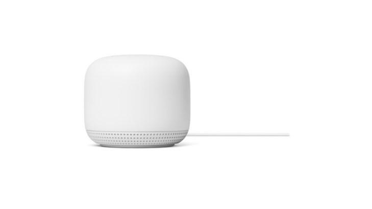 Nest Wi Fi Point Beacon in White