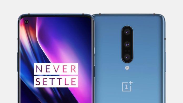 OnePlus 8 Leaked Render Hero