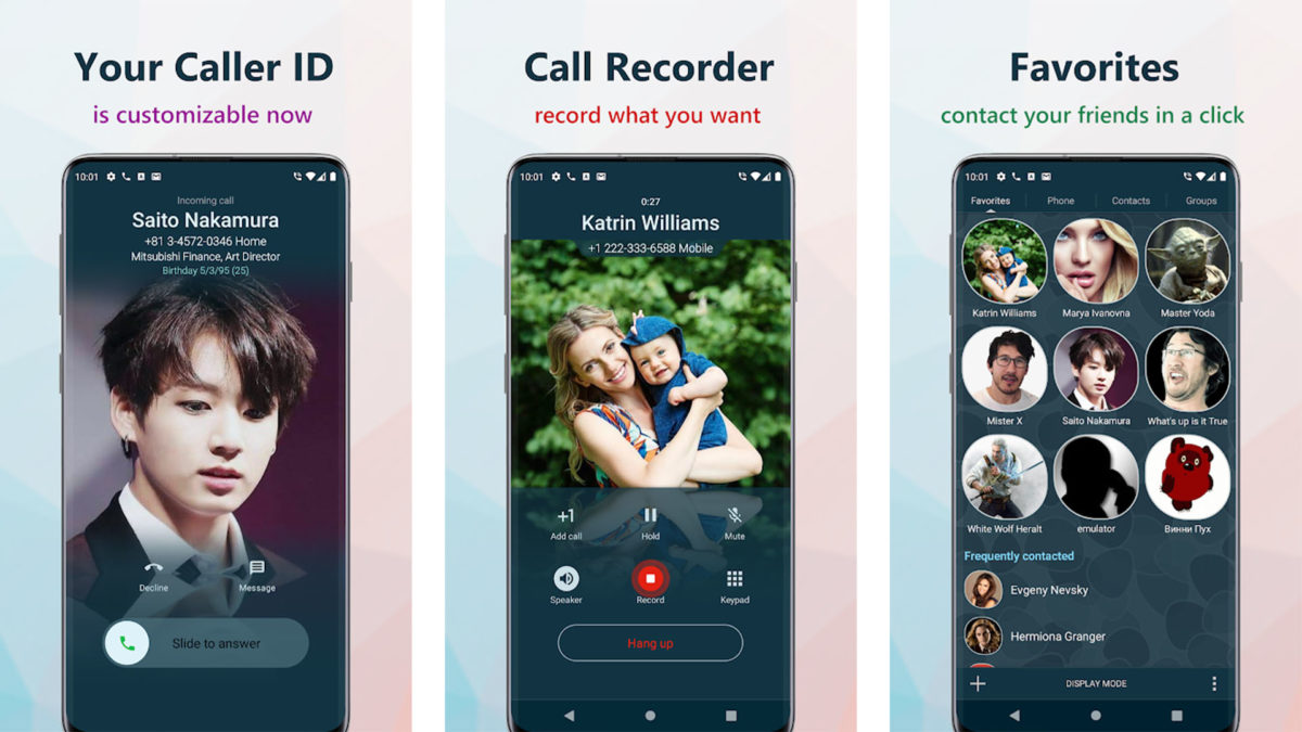 True Phone Dialer screenshot 2020
