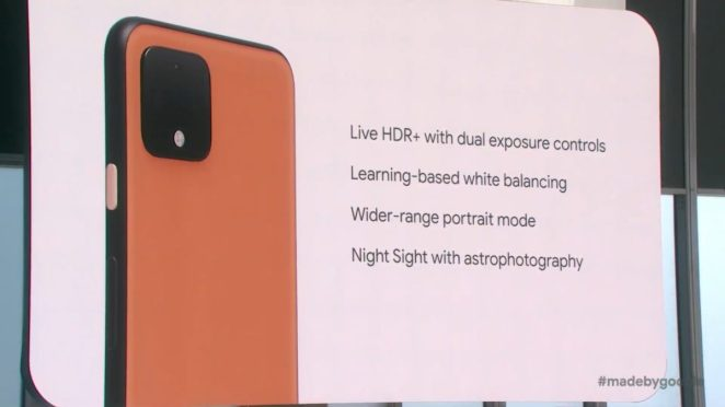 pixel 4 camera features Made by Google 19