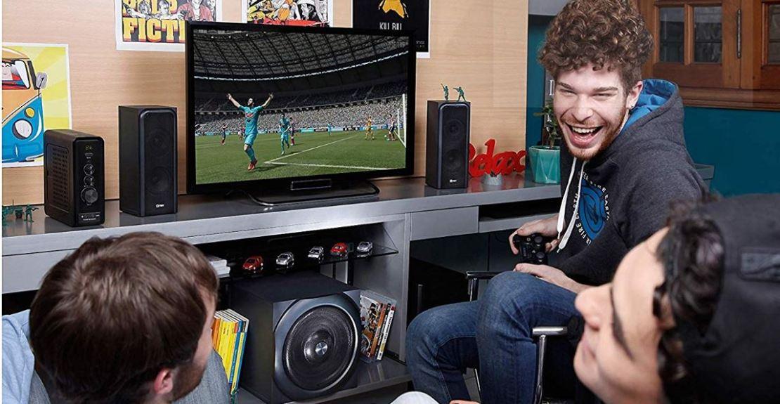 Ratsel BT Gaming Sound System