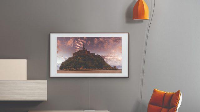 Samsung Рамка на стене