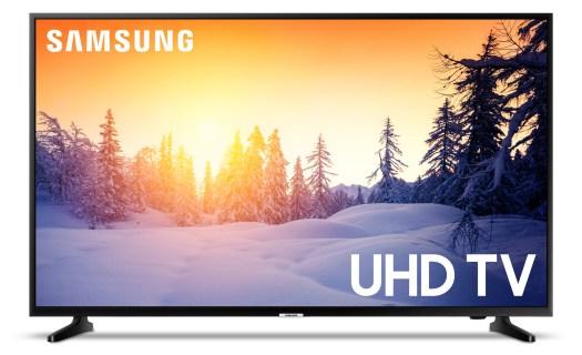 samsung 43 inch 4k led smart tv