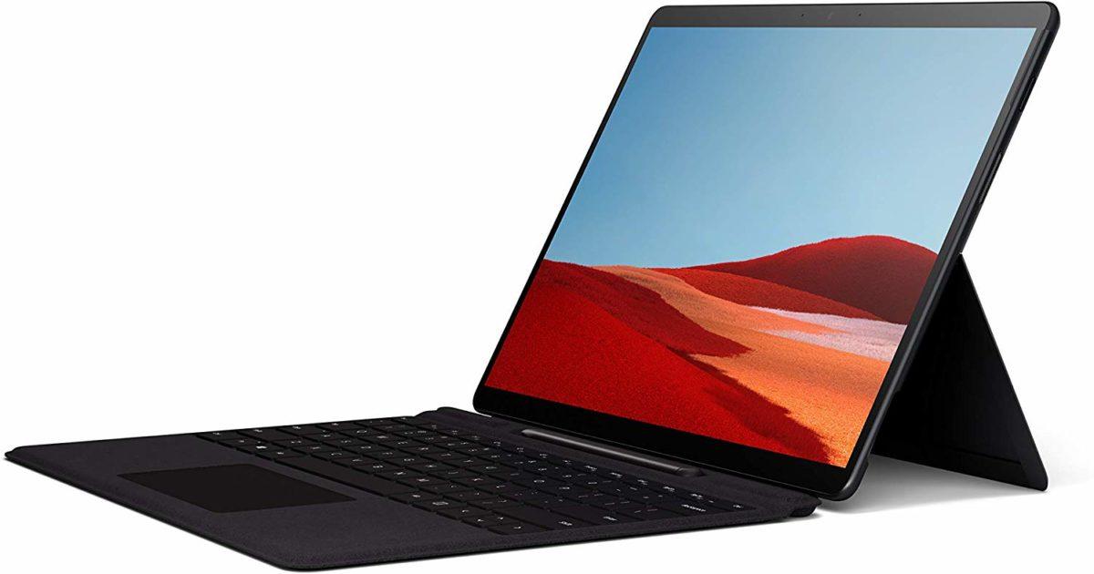 Microsoft Surface Pro X