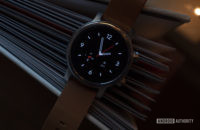 Moto 360 2019 review on book watch face 1