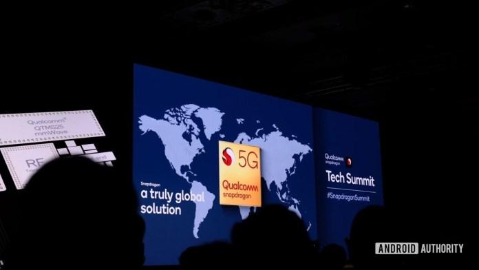 Placa Qualcomm Snapdragon 5G