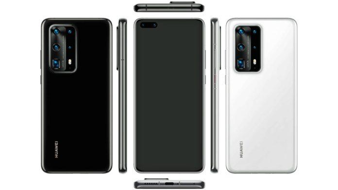 Huawei P40 Pro Leak Evan Blass