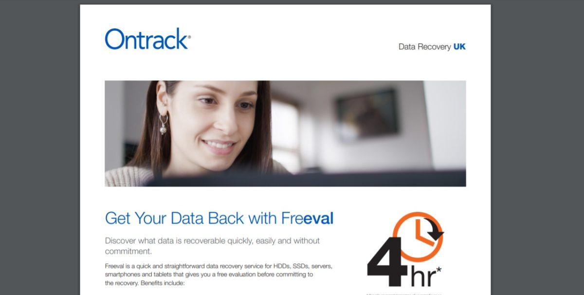 Ontrack - Android data Recovery tool