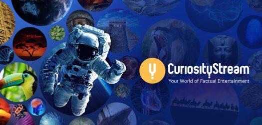 CuriosityStream video streaming service