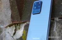Samsung Galaxy S20 Ultra camera module 1
