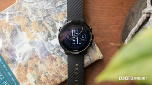 suunto 7 review display watch face 5