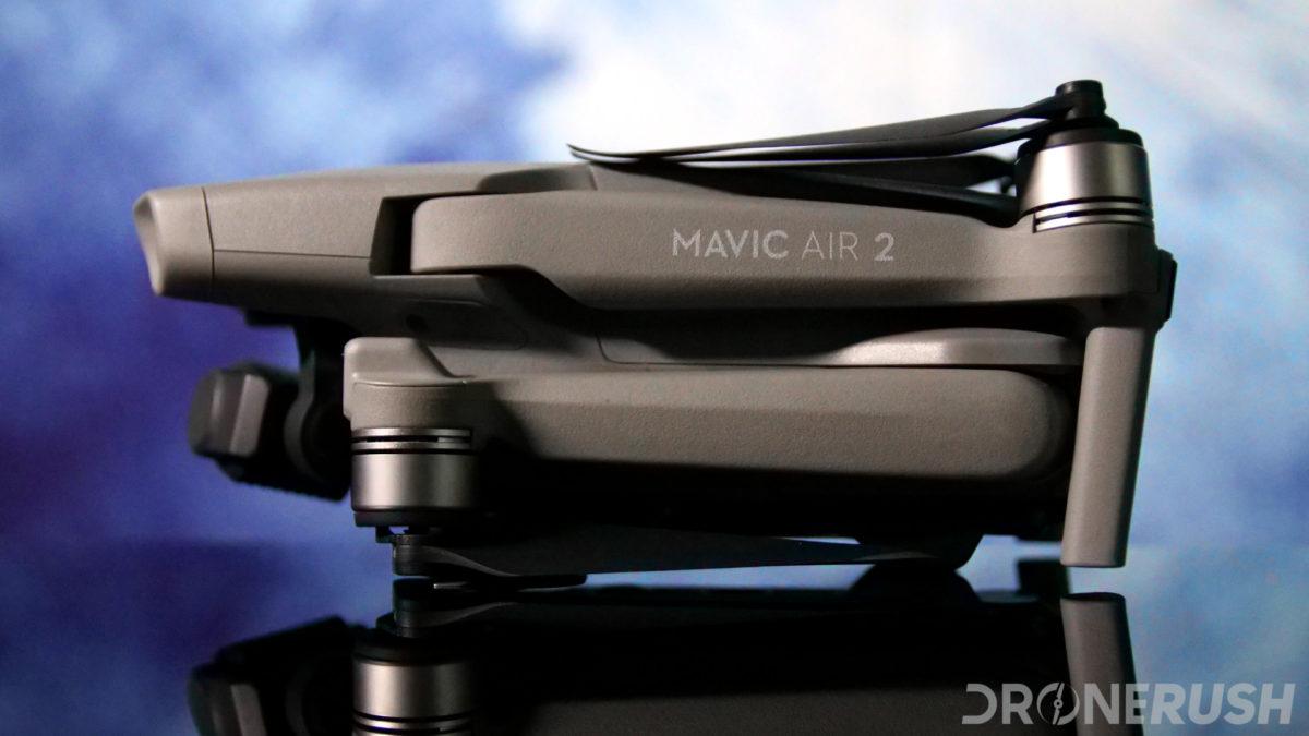 DJI Mavic Air 2 folded