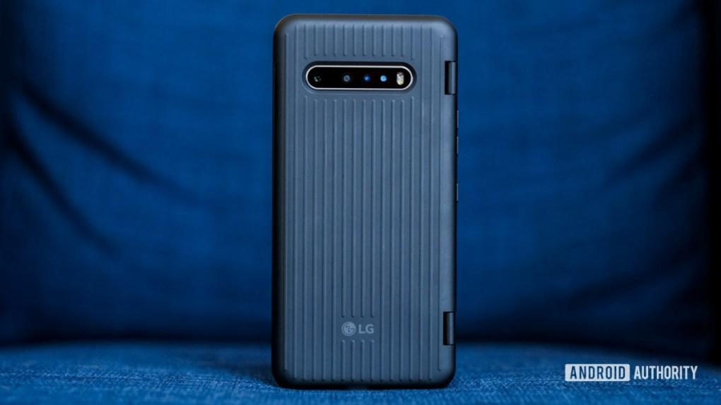 LG V60 dual screen case back 1