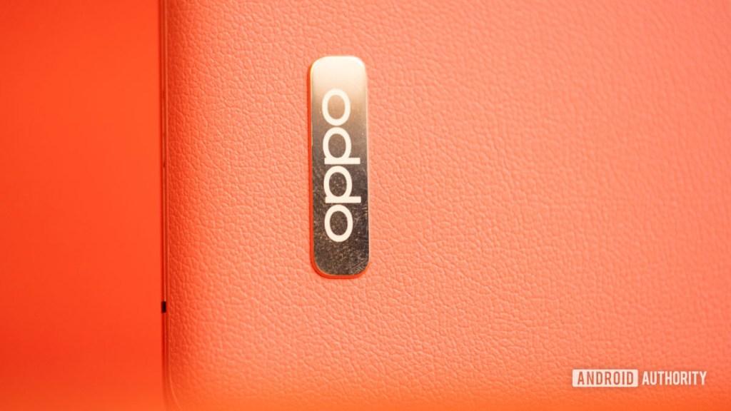 Макрос эмблемы Oppo Find X2 Pro