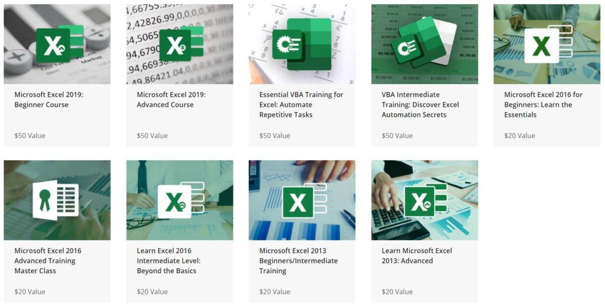 Полный пакет Microsoft Excel и VBA