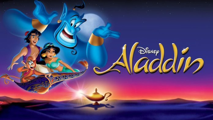 aladdin disney plus