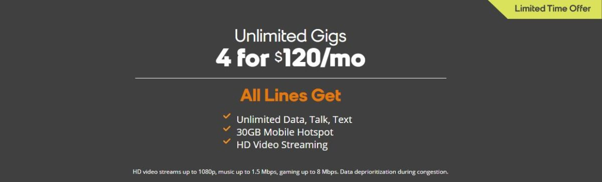 boost unlimited gigs