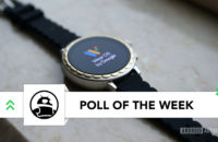 Wear OS Poll of the Week header