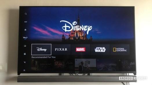 Disney Plus Android TV
