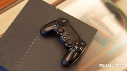 DualShock 4 on PlayStation