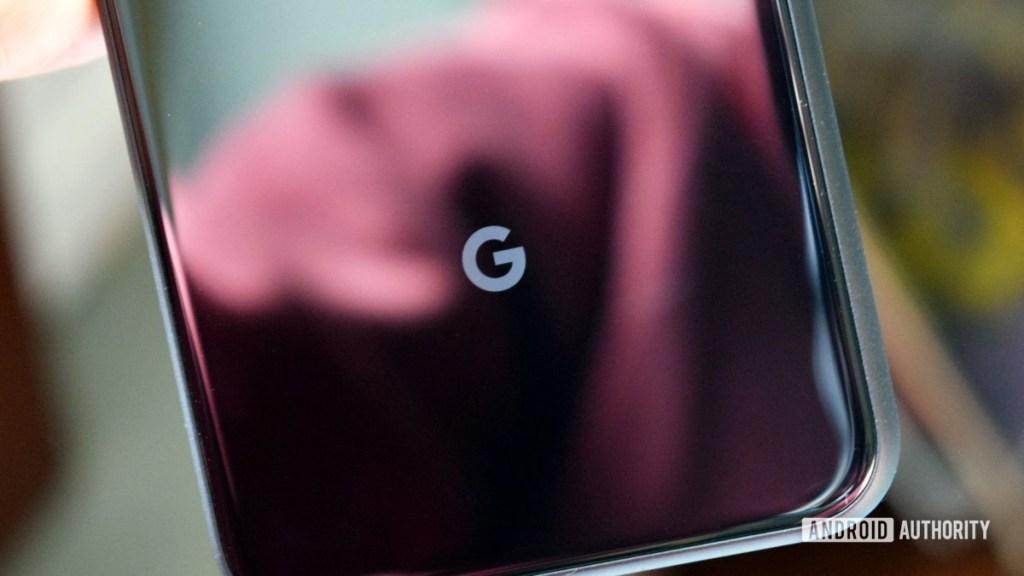 Пиксель логотипа Google 1