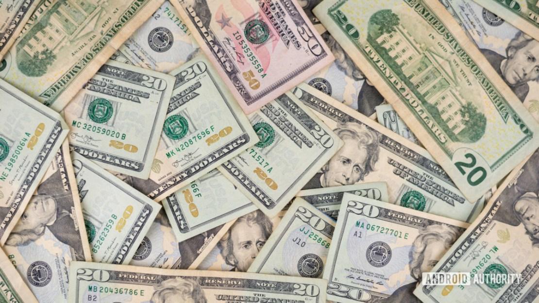 Money Stock Photo 1