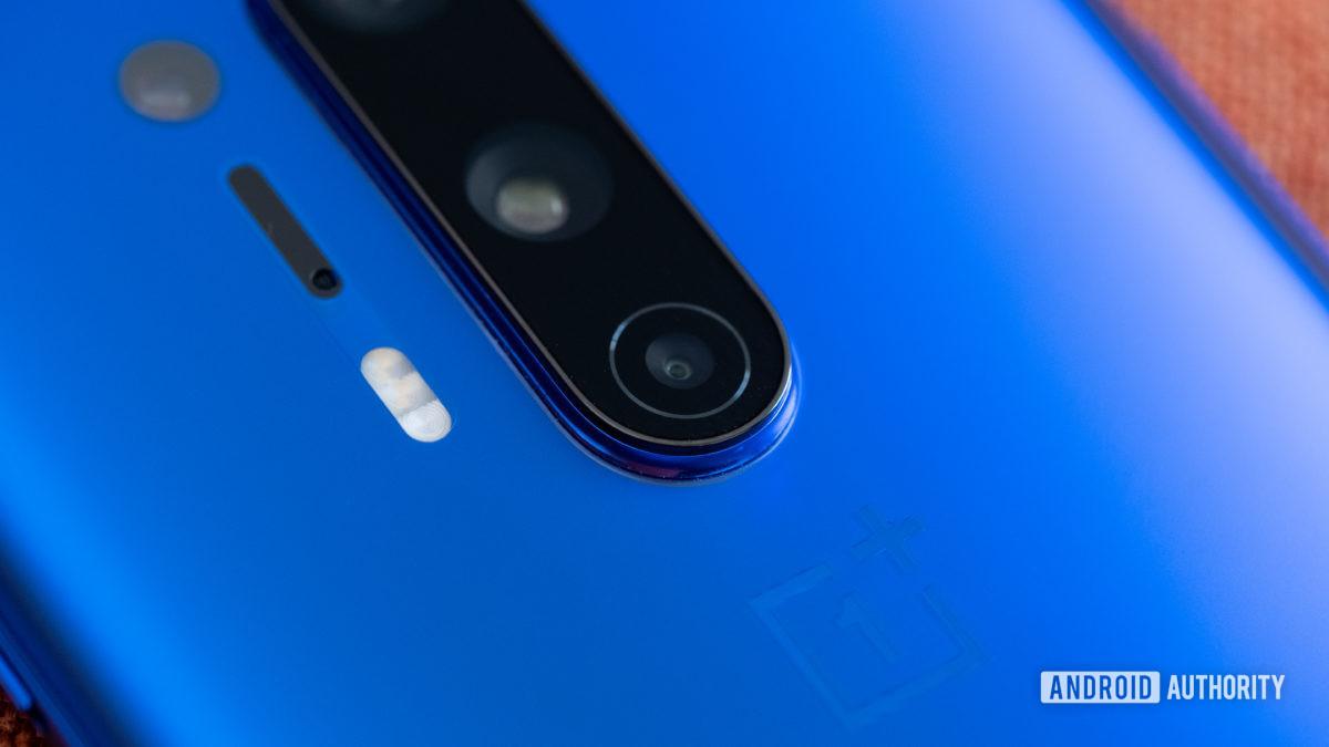 OnePlus 8 Pro Цветной фильтр камеры 1