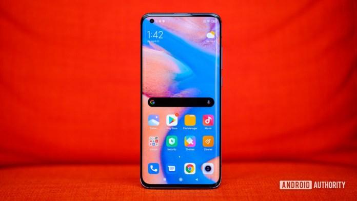 Snapdragon 865-powered Xiaomi Mi 10 Pro phone