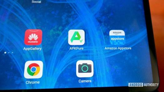 huawei matepad pro review app store