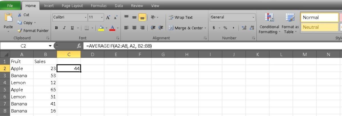 означает в Excel 7