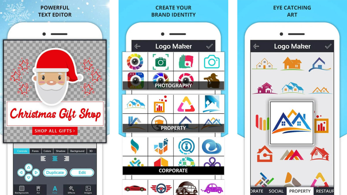 Скриншот Z Mobile Logo Maker