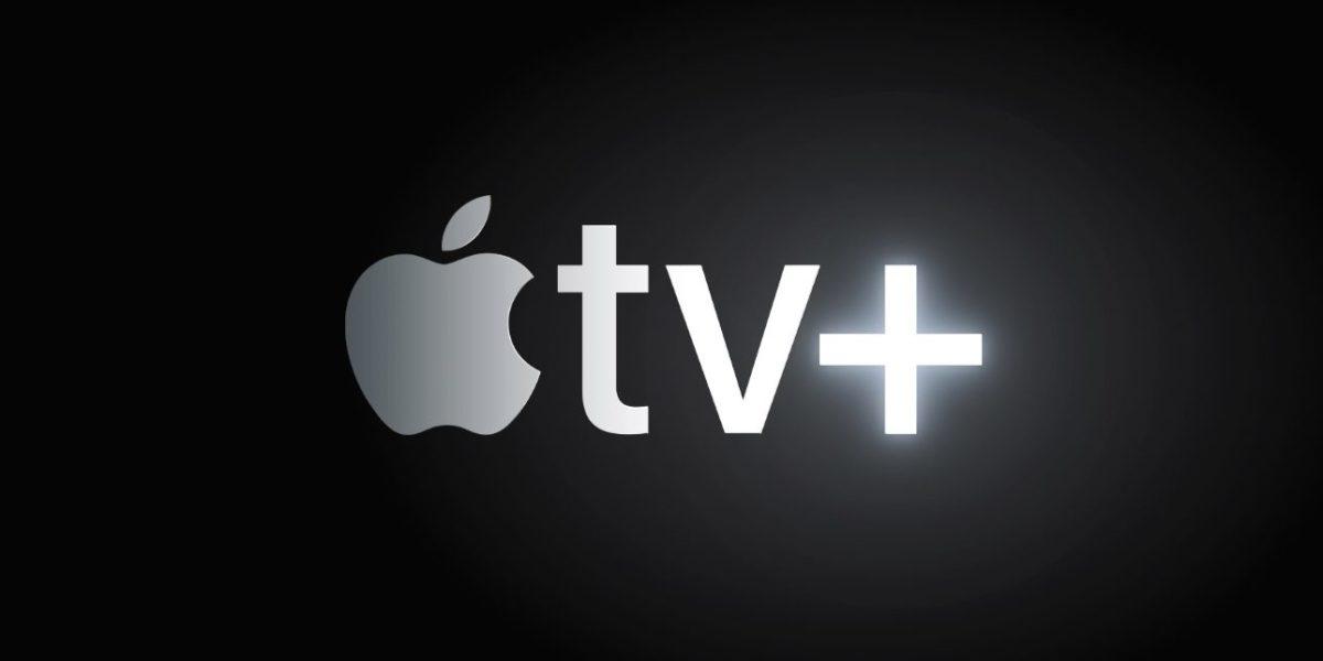 Apple TV плюс логотип 1