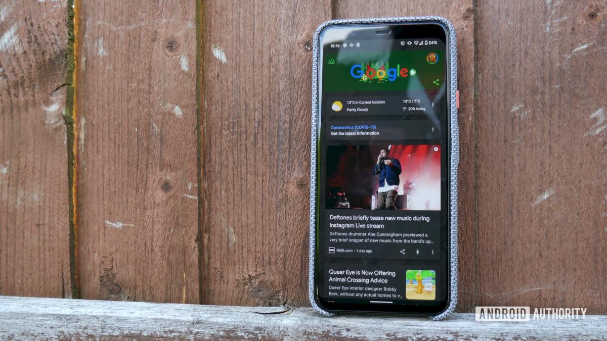 google pixel 4 xl revisitado descoberta